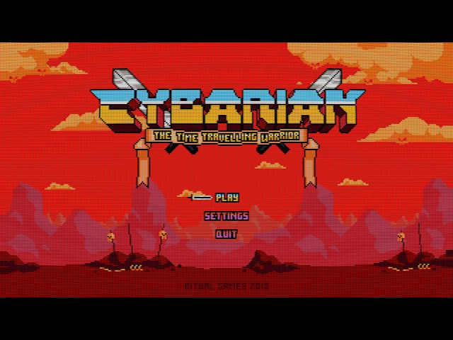 Let's Play: Cybarian: The Time Travelling Warrior