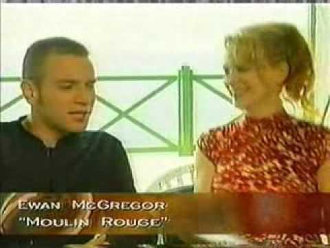 Ewan McGregor Interviewed By Nicole Kidman