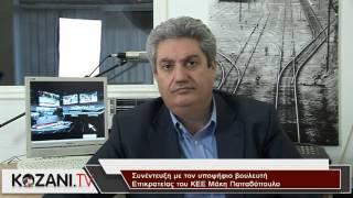 Συνέντευξη με τον υποψήφιο βουλευτή ΚΚΕ Μάκη Παπαδόπουλο