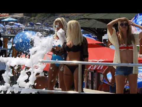 COCKTAIL CLUB PLOCE  MUNTENEGRU  4K VIDEO  2017     PARTEA 1