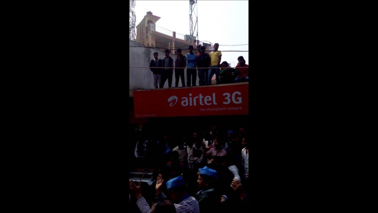 guddu rangeela stage show in jaitpur badarpur new delhi