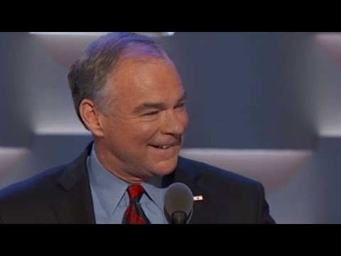Kaine: Democrats are more united in 2016 vs. 2008