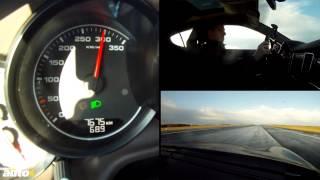 Porsche Panamera Turbo S 2014 Videos