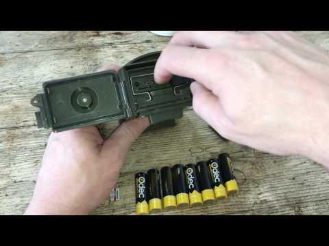 TOGUARD® Wildkamera 12 MP 1080P HD 120° Weitwinkel #1
