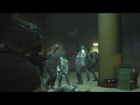 Прохождение Resident Evil 3 - Больница. Защитить Джилл #11