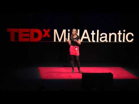The shocking scale of our waste - and the myth of recycling | Irene Rompa | TEDxMidAtlantic