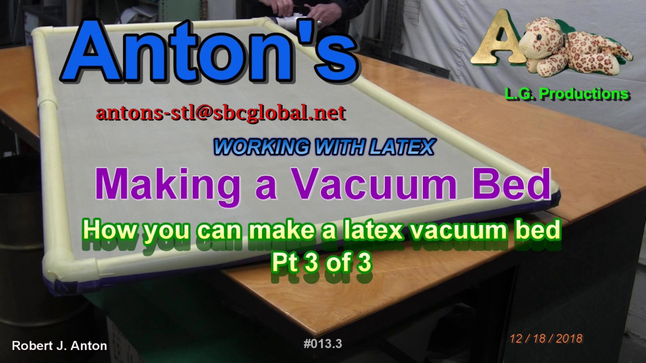 How to make a vac bed