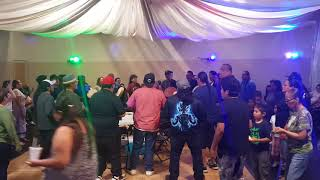 Albuquerque Community Round Dance April 27 2018 Clip 10