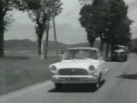 Ford Classics der Ford Taunus 12M P4