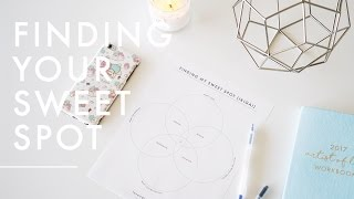 Gambar cover How to Figure Out What to Do With Your Life (Ikigai / Career Sweet Spot) + Free Worksheet