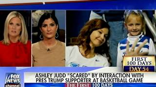 Batsh*t Crazy Ashley Judd Minimizes Child Rape by Saying a Trump Election is Worse - #TrumpTriggered