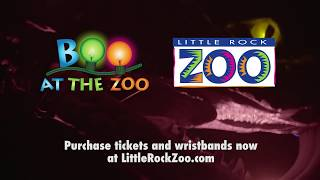 Little Rock Zoo - Boo at the Zoo (2017)