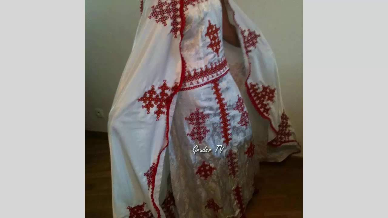robe kabyle moderne 2016 youtube. Black Bedroom Furniture Sets. Home Design Ideas