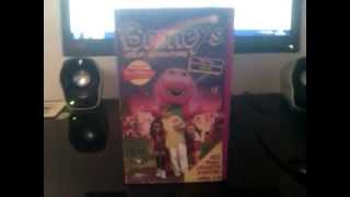 Barney Videos, DVD's and other things of the purple kind - Part 3