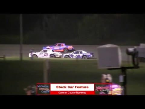 Dawson County Raceway 8-25-18