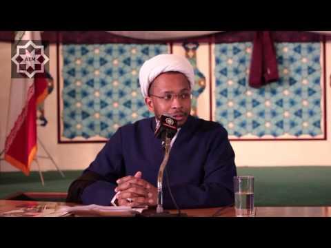 AIM Platform: Studying in the Hawza - Shaykh Usama Abdulghani