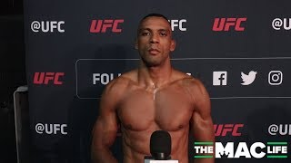 Edson Barboza Knows Justin Gaethje is Violent... And He's Up For It