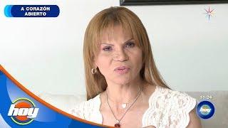 Mhoni Vidente narra cómo fue la transición para convertirse en mujer    A Corazón abierto   Hoy