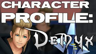 Kingdom Hearts Character Profile: DEMYX (Pre-Kingdom Hearts 3)