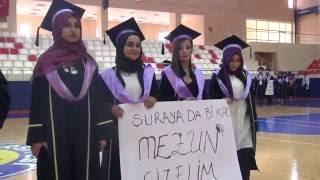 Harran Üniversitesi Eğitim Fakültesi Mezuniyet Töreni