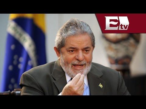 Lula da Silva asegura que en México todo está peor que en Brasil/ Pascal
