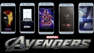 AVENGERS TOP 5 WALLPAPERS