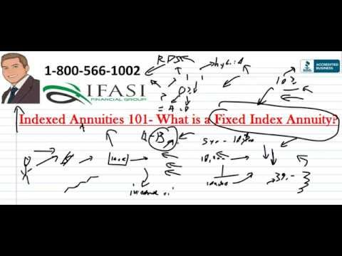 Indexed Annuities - What is a Fixed Index Annuity