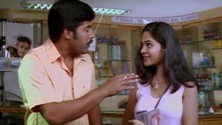 South actress Madhumitha kisses Jai Akash in his studio | Amudhey