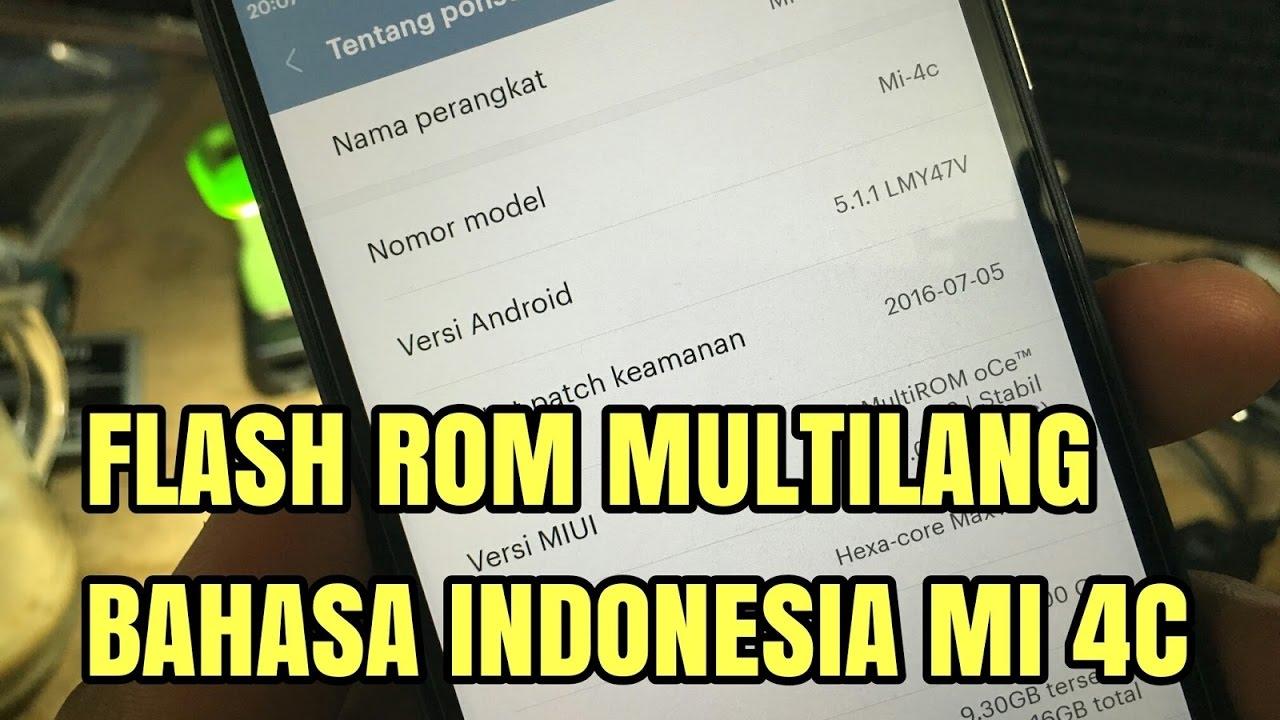 Custom Global Rom Xiaomi Mi4c Mi 4c 100 Work Youtube 2 16 Garansi 1 Tahun