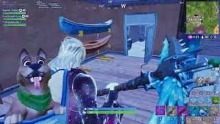Best New Glitch Found With The Galaxy Skin!!! WIN EVERY TIME?!?!?! Fortnite Battle Royal