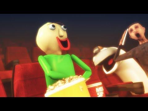 [SFM Baldi] Baldi Goes to the Movies!