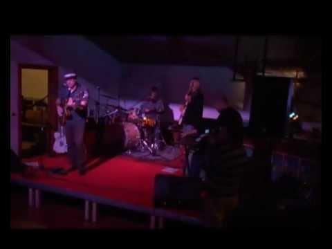 Max Turchi & Travel Blues Band Live @ Steinegg Blues Night 2012