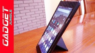 Amazon Fire HD 8 Review - Best Android Tablet For Gaming 2019