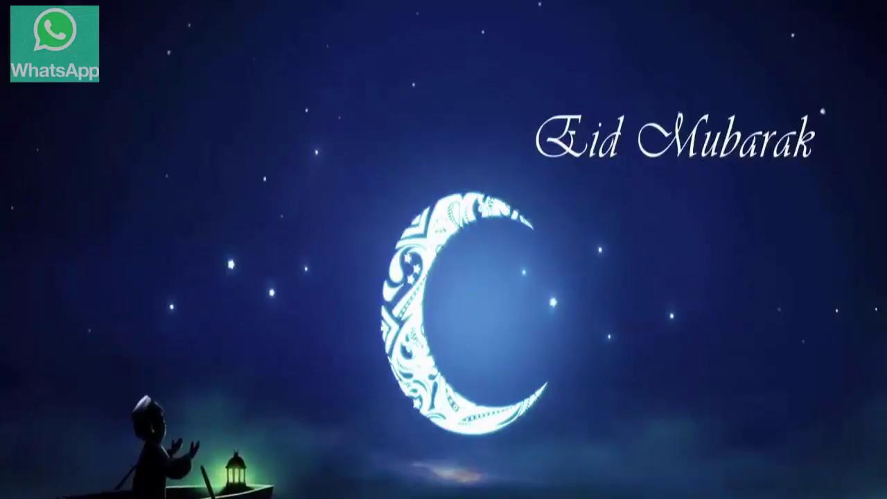 Eid Mubarak Whatsapp Status Video 2018 Eid Ul Fitr Mubarak