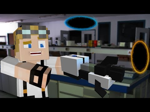 PORTAL GUNS IN VANILLA MINECRAFT | Toy Story Modded Murder Mini-Game - Behind The Scenes