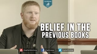 Belief in the Previous Books - John Fontain