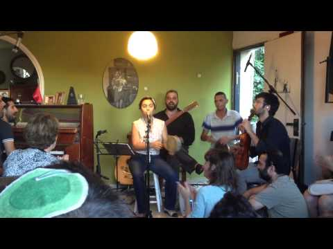 Moroccan singers Neta and Amit Host at Home Concert