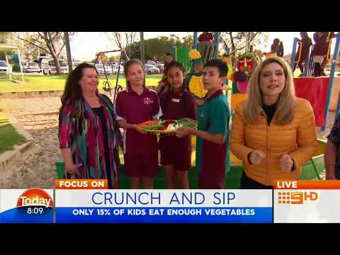 Kids Healthy Eating Tips | 9 News Perth