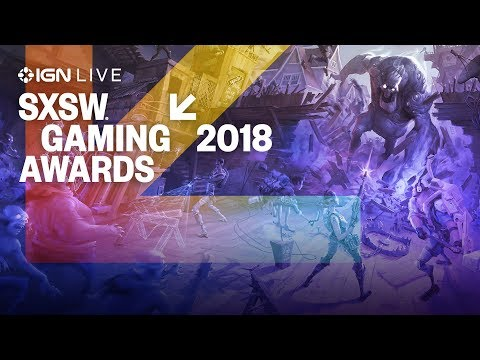 SXSW Gaming Awards 2018