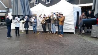 Kerstfair Ommen Muziekvereniging Crescendo