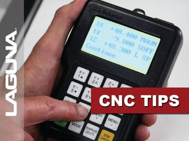 CNC Tech Tips - The 3 Manual Movements - Vol 504   Laguna Tools