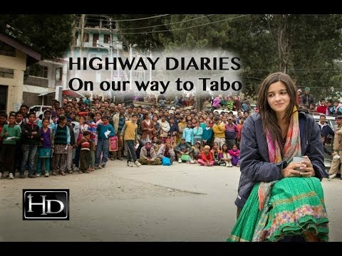 Highway Diaries | On our way to Tabo | Imtiaz Ali, Alia Bhatt, Randeep Hooda