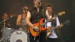 Reinhard Stranzinger mit der Vintage Guitar Band - Goin Home  (Ten Years After) (live)