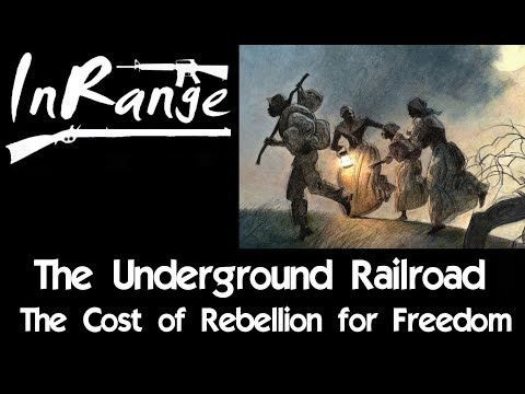 The Underground Railroad - The Cost of Rebellion for Freedom