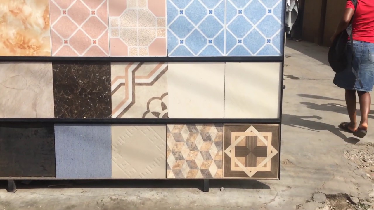 trending tiles design that are mostly used in nigeria houses