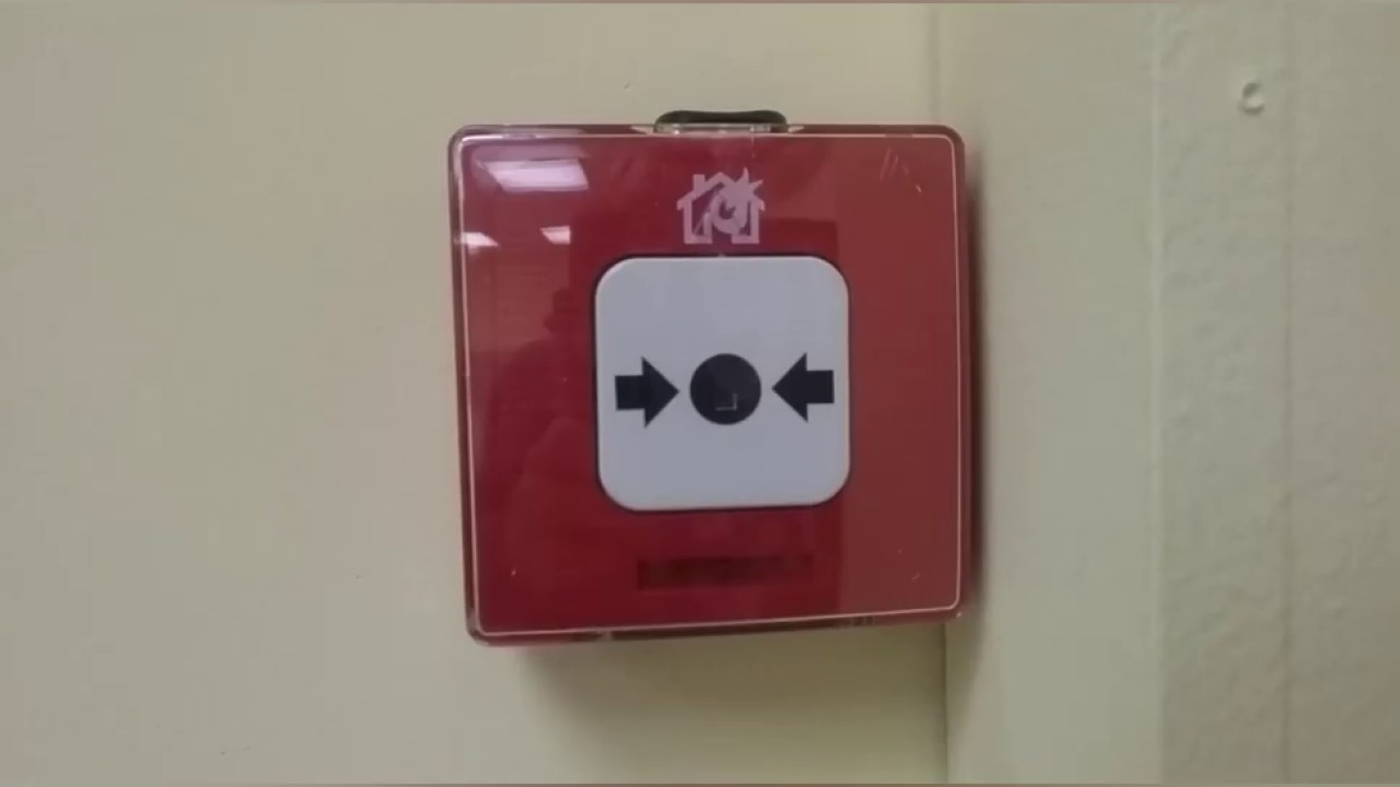 Монтаж автономной пожарной сигнализации.
