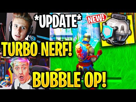 STREAMERS *FURIOUS* TURBO BUILD *EXTREMELY NERFED* & USE *NEW*
