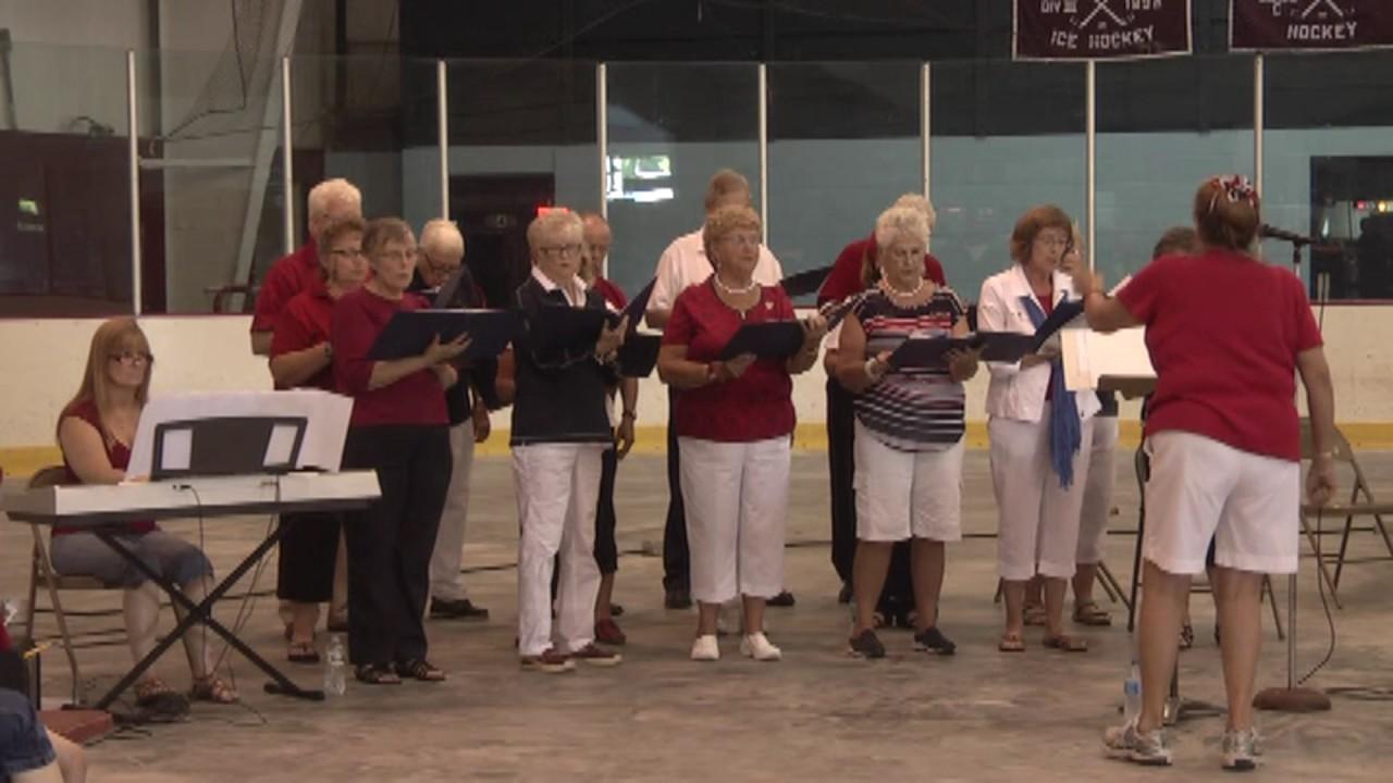 Rouses Point Community Choir  6-28-13