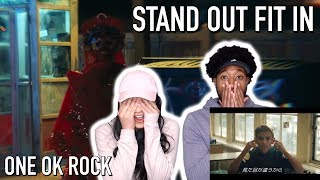 ONE OK ROCK - STAND OUT FIT IN | MUSIC VIDEO REACTION
