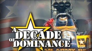Tony Schumacher's Decade of Dominance Part 2